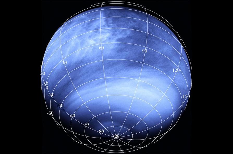 Venus Lämpötila