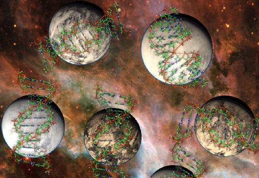 Linnunrata Planeetat